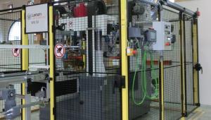 Ösenschweiß- und Henkelmaschinen der Serie WB für Henkel aus Stahldraht