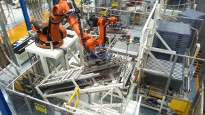 Robotic Tray System (RTS)