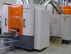 Schieberbördelautomaten der Serie SBA für unrunde Dosen