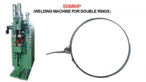 SDM60P (Welding machine for double rings)