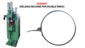 SDM60P (Welding machine for double rings)