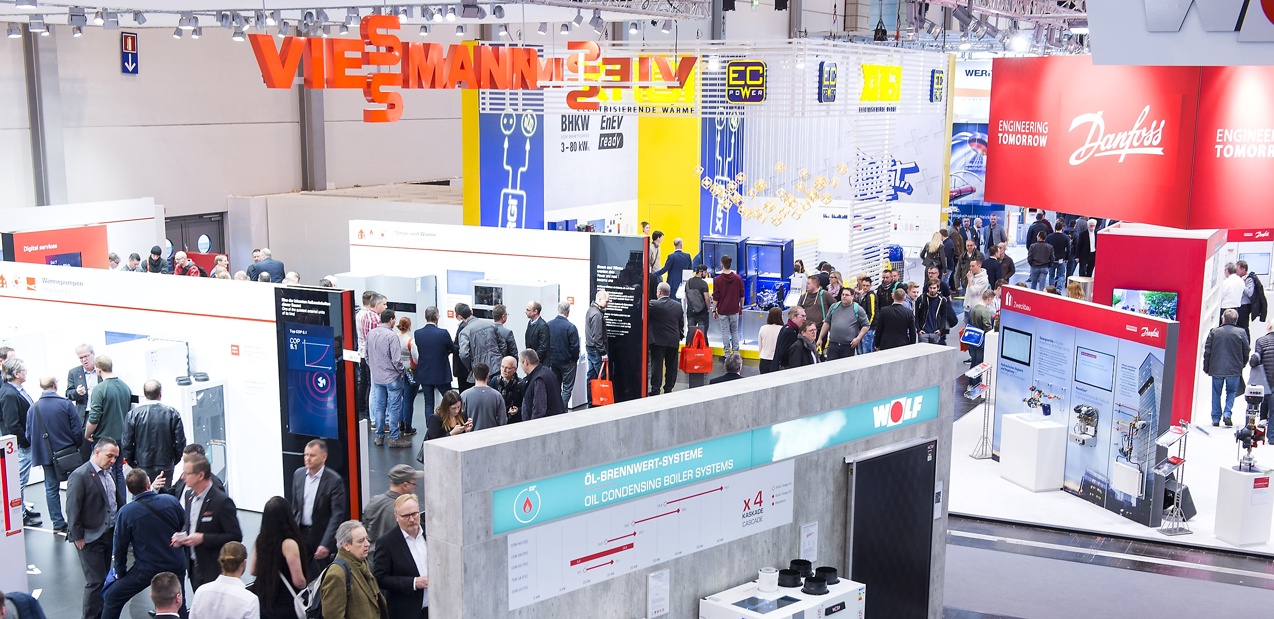 SHK ESSEN opens as the first large industry presence trade fair after three years