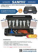 05-LBOXX-PB6    L-BOXX | Sortimo Gr. 136 für 6 Stück Pressbacken / Presszangen bis Größe 35 mm