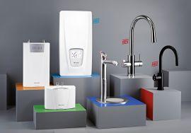 CLAGE bietet energieeffiziente Warmwassergeräte für jeden Bedarf