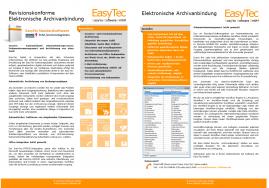 EasyTec Archiv