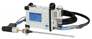 ecom-D  Hand-held Flue Gas Analyser for Industrial Applications