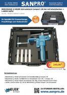 HEUER-COMPACT-LBOXX  BROCKHAUS ][ HEUER Schraubstock Compact 120 Set mit Schutzbacken + L-BOXX Koffer