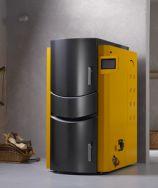 Holzvergaserkessel - THERMODUAL TDA.HV - Kraft und Leistung