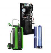 Mobile Entgasung, Heizwasser-Sorglospaket und ein schlaues Erstbefüllset