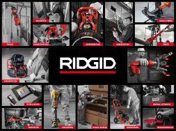 RIDGID Produktbereiche
