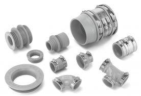 PLUMBING Product Range from MÜCHER DICHTUNGEN GmbH & Co. KG