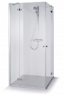 Shower enclosure LORA, collection HARMONY