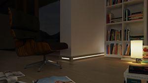 SOKOTHERM® - auch mit indirekter LED-Beleuchtung