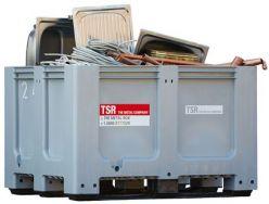THE METAL BOX: Die neue Kleinbehälterlösung für Schrotte im Betrieb