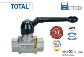 TOTAL BRASS BALL VALVE