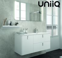Uniiq Bathroom Furniture Range