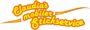 Claudias mobiler Stickservice
