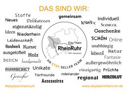 Etsy Team Rhein Ruhr