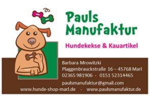 Pauls Manufaktur - Barbara Mrowitzk