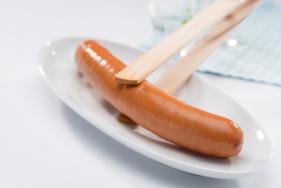 Bockwurst - zart, knackig