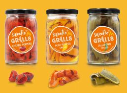 Antipasti-Innovation: sweetie GRILLS