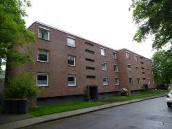 Wohngemeinschaftgebäude mit neuer Fassade von Klinkerplus