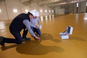 Auf den Boden kommt es an: Leistungsfähige Beschichtungen für Industriebauten