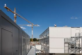Baustellencontainer von FAGSI: Beste Arbeitsbedingungen auf Ihrer Baustelle
