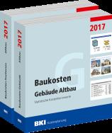 BKI Baukosten 2017 - Altbau Gebäude - Positionen
