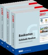 BKI Baukosten 2017 - Neubau Gebäude - Bauelemente - Positionen