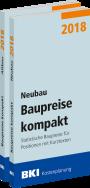BKI Baupreise kompakt 2018 - Neubau + Altbau