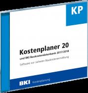 BKI Kostenplaner 20 + BKI Positionen 5