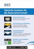 Optical systems for materials logistics