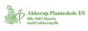 Akkerup Planteskole I/S