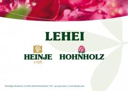Lehei GmbH - Heinje & Hohnholz Baumschulen