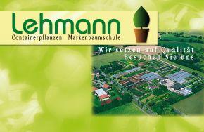 Lehmann Pflanzen OHG