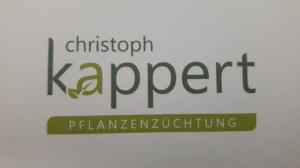Pflanzenzüchtung Christoph Kappert