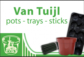 Van Tuijl Pots Trays Sticks