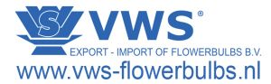 VWS Export - Import of Flowerbulbs B.V.