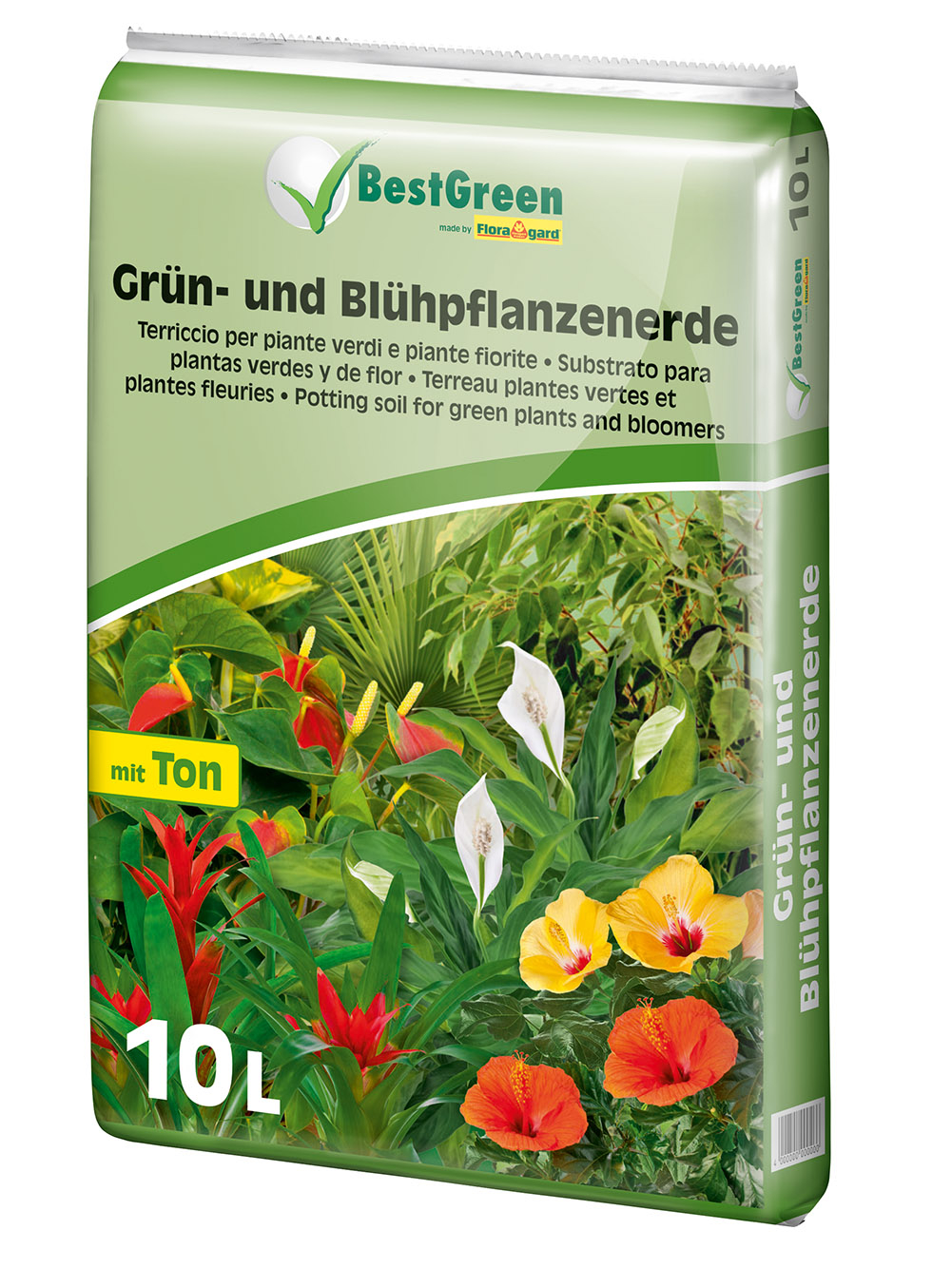 Exhibitor floragard vertriebs gmbh ipm essen for Soil and green