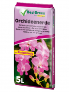 BestGreen potting soil for orchids