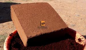 Coco Torf - 5 kg Block