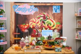 CANDY BAR Süße Gemüse-Pralinen
