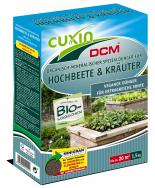 Organisch-mineralischer Spezialdünger für Hochbeete und Kräuter