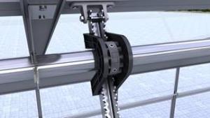 Das neue EZD 52 Zahnstangengetriebe
