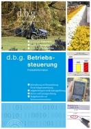 d.b.g. Betriebssteuerung mit Auftragsverwaltung