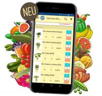 Die neue Blu-Bestell-App