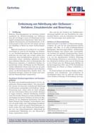 Entkeimung von Nährlösung oder Gießwasser - Verfahren, Einsatzbereiche und Bewertung