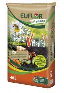 EUFLOR® Bio TerraVitalis AKTIVplus mit Pflanzenkohle