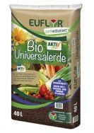 EUFLOR Bio Universalerde torfreduziert AKTIVplus